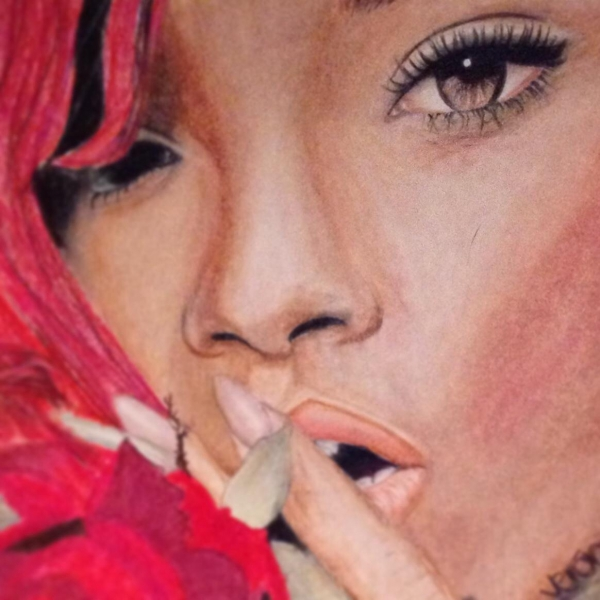 Rihanna por Veroniica009